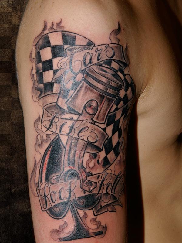 tatoueur andy schmitt festival du tatouage de chaudesaigues. Black Bedroom Furniture Sets. Home Design Ideas