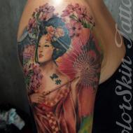 celine_molina_meilleure_tatoueuse_realiste_convention_tatouage_auvergne
