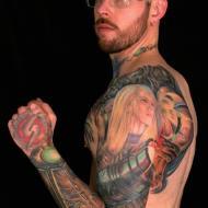 david_coste_graphicaderme_orange_studio_meilleur_tatoueur_festival_tatouage_chaudes_aigues_chaudesaigues_cantal_