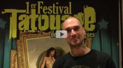 Festival du tatouage de chaudes-Aigues, présentation des artistes.