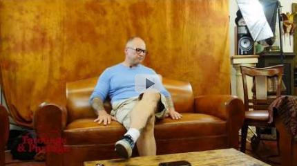 Interview de Stéphane Chaudesaigues après le Cantal Ink 2017